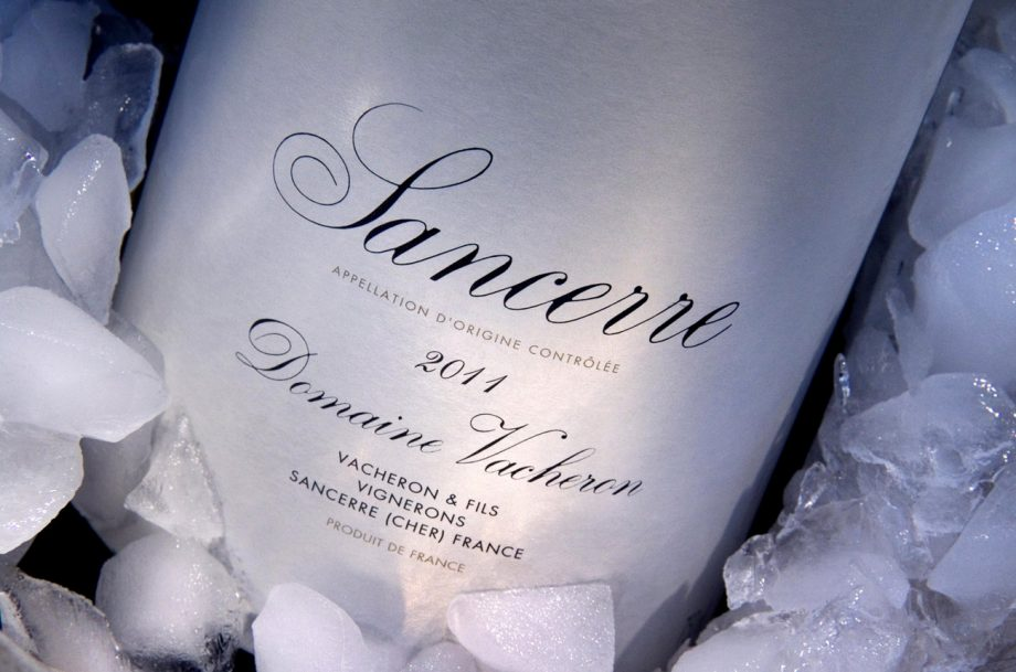 Top-rated Sancerre wine