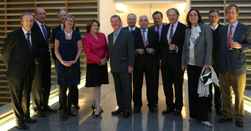 Decanter Men and Women of the Year at the Blue Fin Building, 20 May 2008