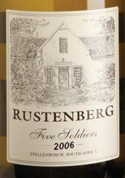 Rustenberg Five Soldiers