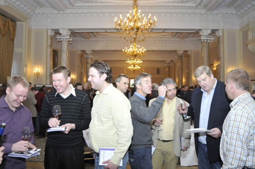 Decanter Fine Wine Encounter - the Grand Tasting