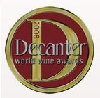 The Decanter World Wine Awards 2008