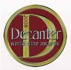 The Decanter World Wine Awards 2008