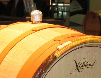 Swarovski barrel