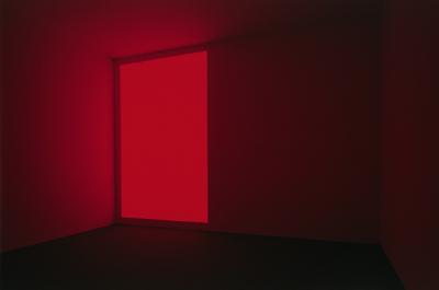 James Turrell - Jadito, red, 1968