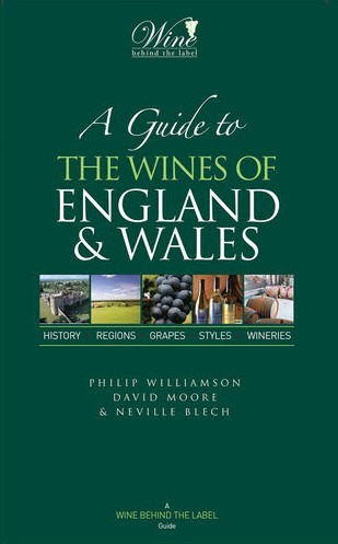 new, independent English wine guide most comprehensive to date