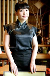 Norie Harada - Sommelier