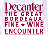 Decanter Bordeaux Fine Wine Encounter