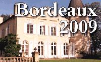 Bordeaux 2009
