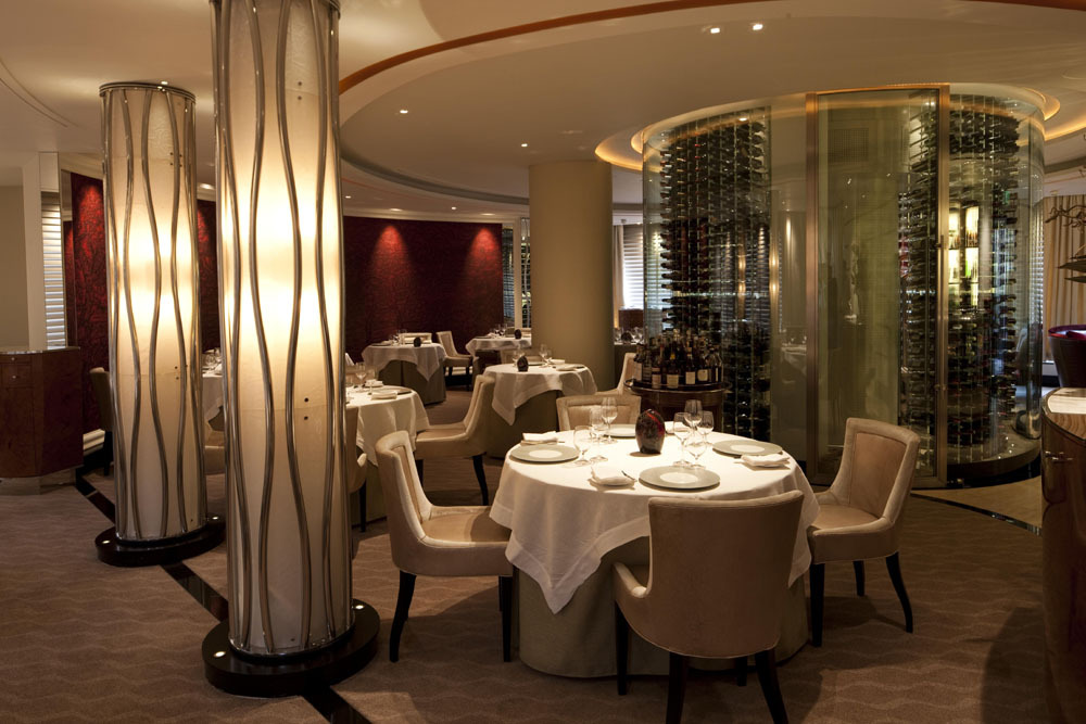 Gordon Ramsay Opens Newest London Restaurant Petrus