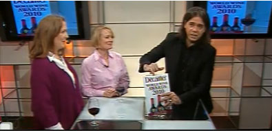 Decanter in Argentina - El Conocedor TV