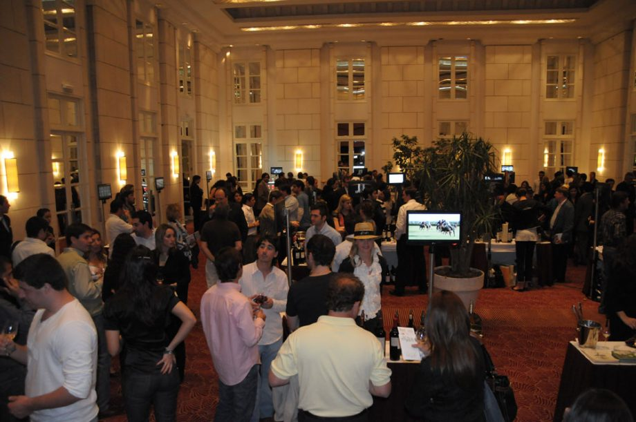 Decanter-Conocedor wine fair, Park Hyatt Mendoza