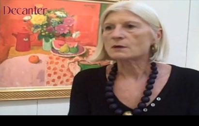 Serena Sutcliffe MW of Sotheby's