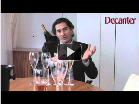 Benoit Gouez of Moet & Chandon