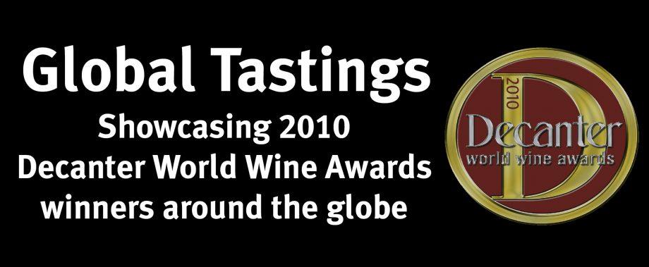DWWA Global tastings