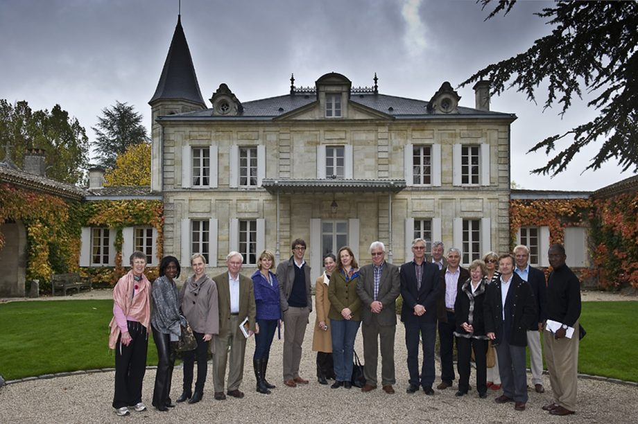 Decanter reader Bordeaux weekend at Château d'Yquem and Château Cheval Blanc