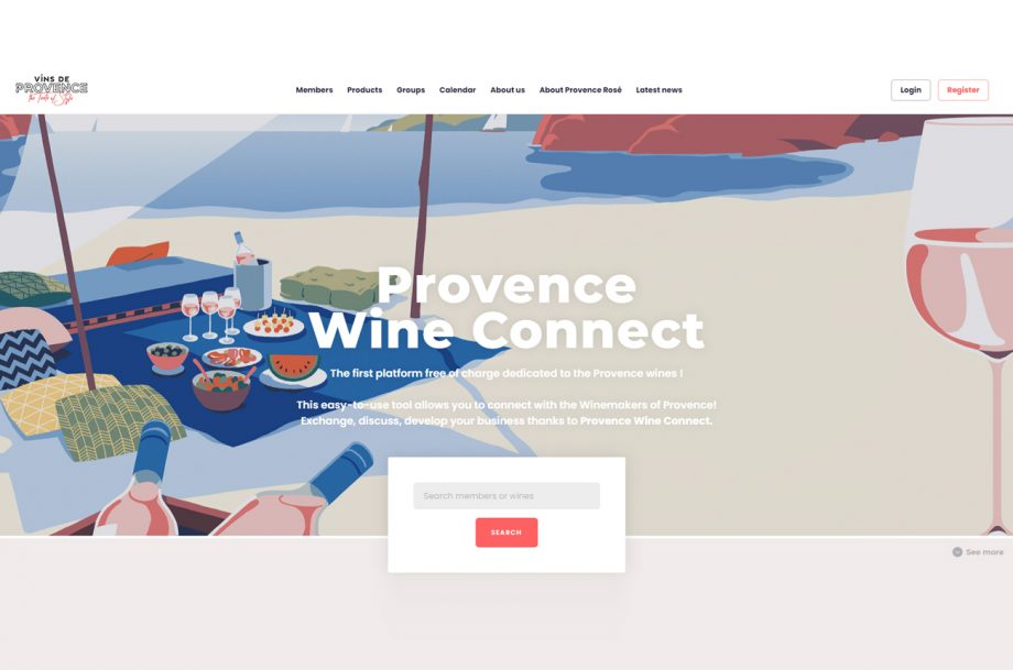 Provence Wine Connect