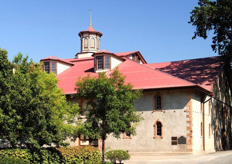 Redwood Cellar Charles Krug Winery