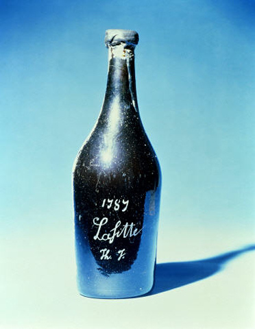 Jefferson bottle