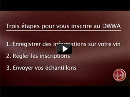 Comment vous inscrire au DWWA