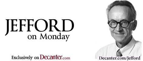 Andrew Jefford on Monday