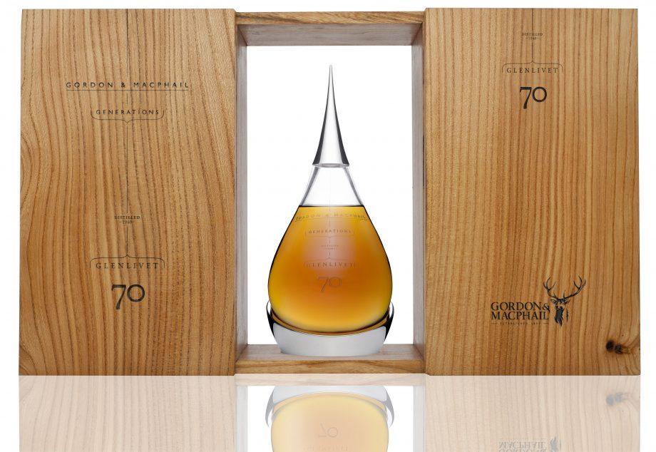 Glenlivet malt whisky