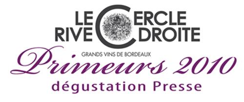 Bordeaux 2010 droite