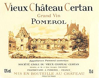 vieux-chateau-certan-pomerol bordeaux 2010