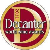 Decanter World Wine Awards 2011
