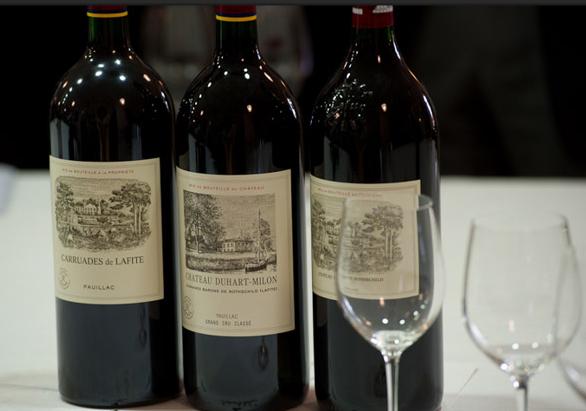 Bordeaux 2010 vintage en primeur Lafite Rothschild