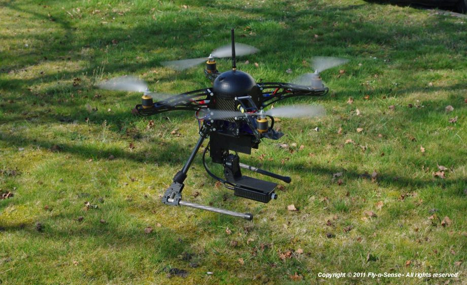Scancopter drone