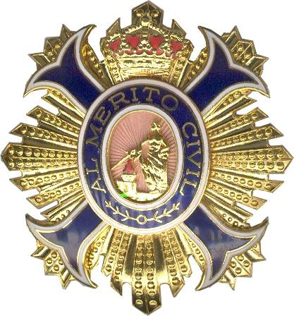 Gran Cruz al Merito Civil