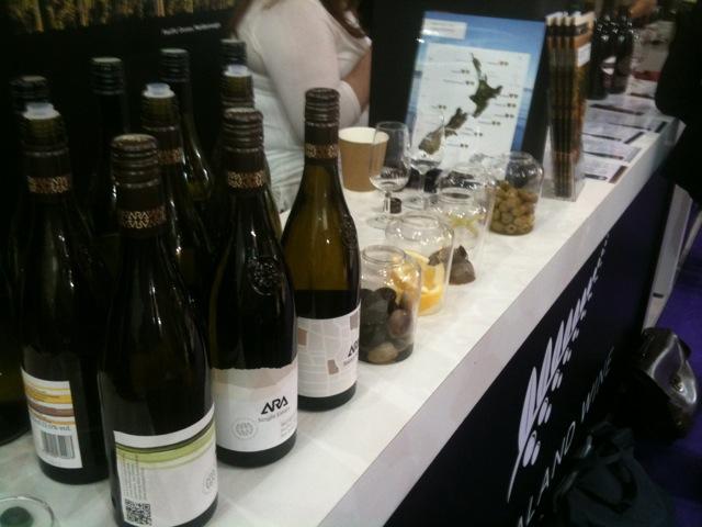 Jeff Clarke ARA wines