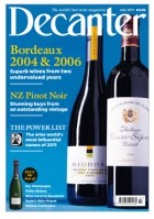 decanter july