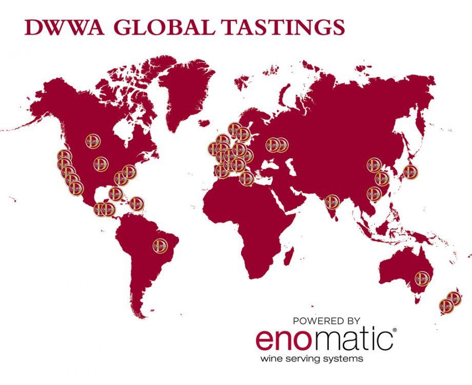 Global Tasting Map