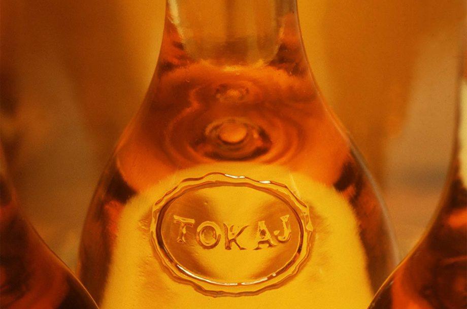 Bottle of Tokaji