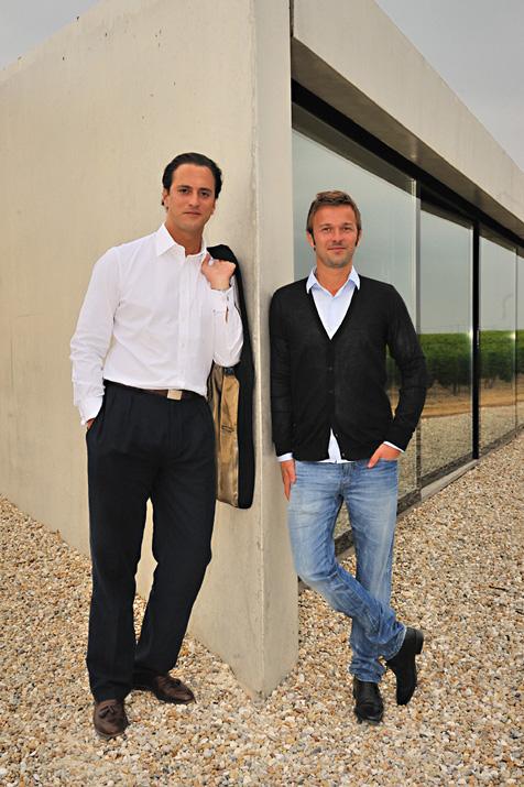 Jean and Edouard Moueix