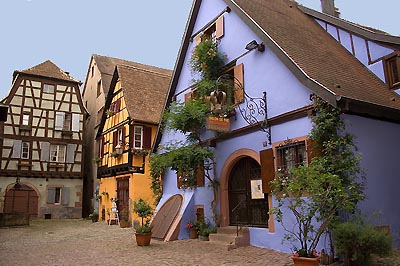 Alsace town