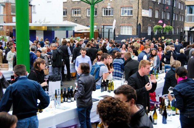 The Natural Wine fair in 2011. Organisers split in 2012 to form RAW and the Real Wine Fair.