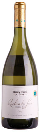 Chardonnay over £10 International Trophy Catergory