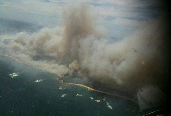 Margaret River bushfires