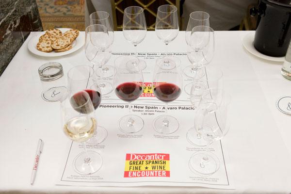Spanish fine wine encounter, sfwe, palacios, masterclass 2