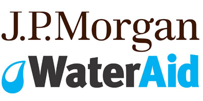 JP Morgan and WaterAid