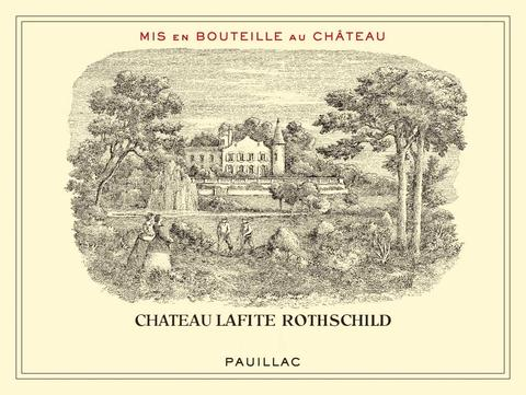Lafite Rothschild 2011