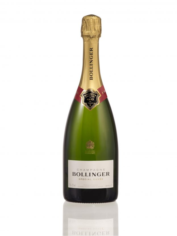 bollinger returns to 1846 bottle decanter