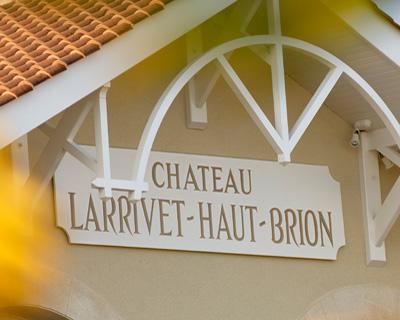 Chateau Larrivet Haut-Brion