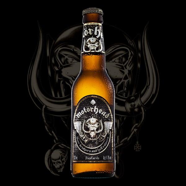 Motorhead bastards lager