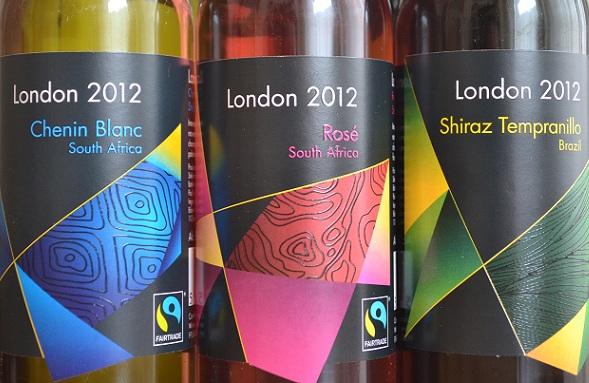 Olympic wine