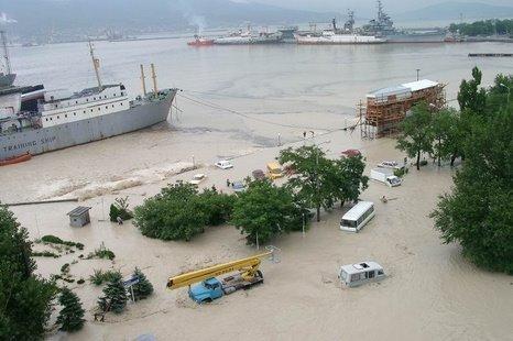 Krasnodar floods