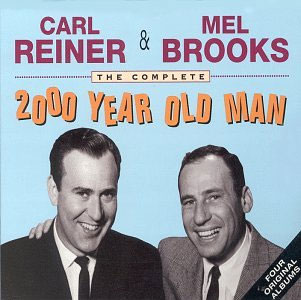 Mel Brooks 2002 year old man