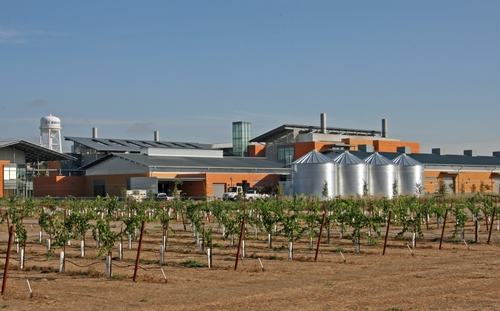 Mondavi winery at UC Davis